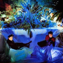 Associates - Sulk LP sleeve